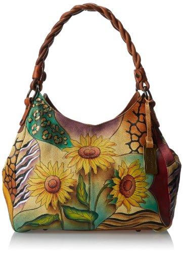 anuschka-533-shoulder-bagsunflower-safarione-size