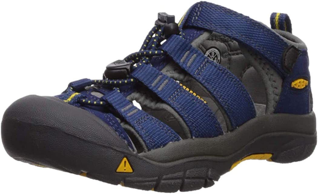Keen Big Kids Venice H2 Hiking Sandals Boys Youth Blue Size 4