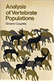 Analysis of Vertebrate Populations, Caughley, Graeme, 0471017051
