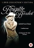 The Brigitte Bardot Collection (3 discs) [DVD]