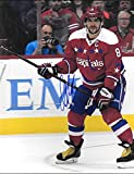 Alex Ovechkin Capitals Autographed Signed 8 x 10 Photo - COA - NM/MT - MT Condition!