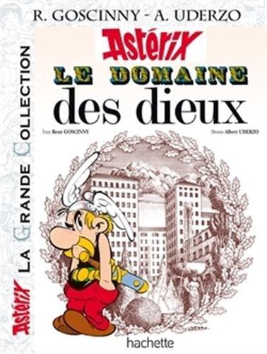 Download Astérix La Grande Collection - Le Domaine des dieux - n°17 (Asterix La Grande Collection) (French Edition) pdf