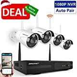 Wireless Security Camera System,SMONET 4...