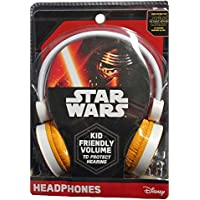 Disney Star Wars Kid Friendly Volume Headphones