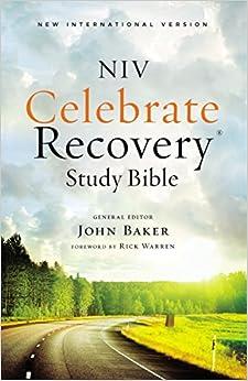 Celebrate Recovery Study Bible-NIV