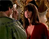 #2: A&R Exclusive - NICOLETTE SCORSESE Autographed/Signed Chevy Chase Christmas Vacation 8x10 Photo with special inscription