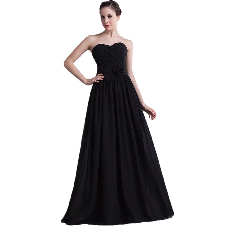 Jspoir Melodiz Women's A-Line Floor Length Gown Dress ??