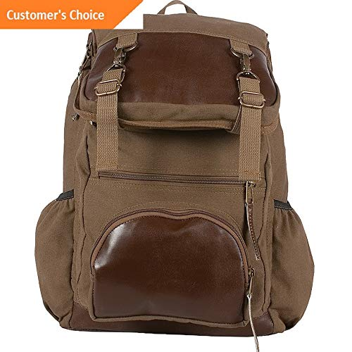 Model LGGG 7903 Sandover Fox Outdoor Tahoe Excursion Rucksack 3 Colors Everyday Backpack NEW