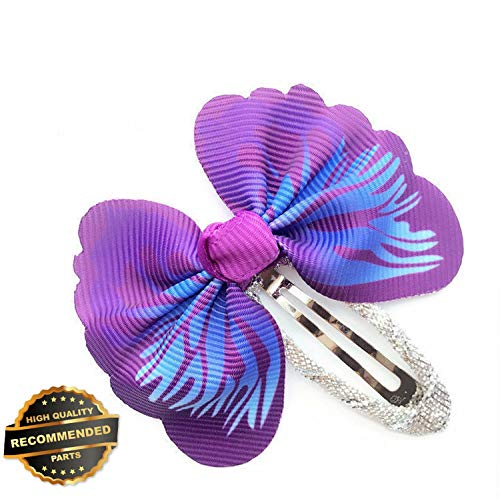 Gatton Premium New 2Pcs Lovely Kids Star Hair Clips Bow Hairpins Hair Accessories For Baby Girls | Style HRCL-M182013108