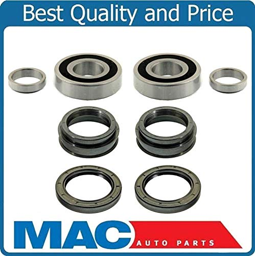 (Mac Auto Parts 158010 100% New Rear Axle Wheel Bearing Seals for Toyota 4Runner T100 Tacoma 1990-2000)