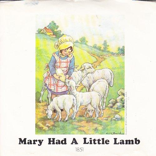 Wings: Little Woman Love B/w Mary Had a Little Lamb