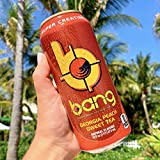Bang Energy Drink, Georgia Sweet Tea, 16oz Cans