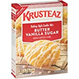 Krusteaz Butter Vanilla Sugar Cookie Mix 17.5 oz (Pack of 3)