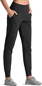 Dragon Fit Joggers for Women with Pockets