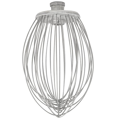 TableTop DWHIP-SST060 Classic Stainless Steel Wire Whip for 60 Qt. Bowls