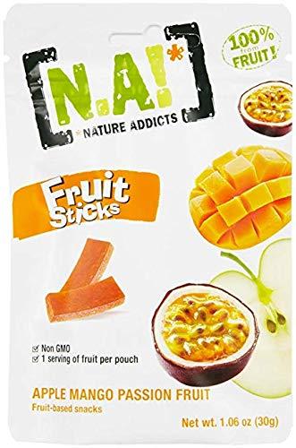 Nature Addicts Fruit Sticks - Passion Mango - 1.06 oz - 30 Pack by Nature Addicts (Image #1)