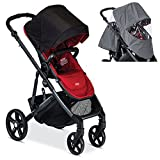 Britax B-Ready Poppy 2017 Stroller With Raincover