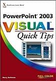 Powerpoint 2003, Nancy Buchanan, 0470009276