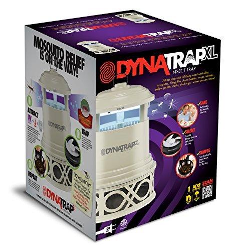 DynaTrap Dynamic Solutions Worldwide (DT2000XLP-DEC) Insect Trap 1 Acre Decor