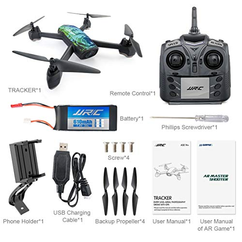 JJR/C JJRC H55 Professional RC Drone Quadcopter Spare Parts WiFi...