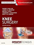 img - for Operative Techniques: Knee Surgery, 2e book / textbook / text book