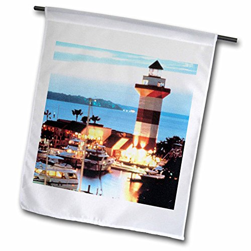 3drose-fl-61725-1-harbor-town-lighthouse-at-hilton-head-island-at-dusk-garden-flag-12-by-18-inch