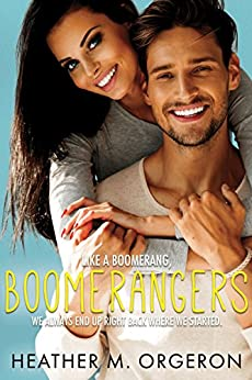 Boomerangers by [Orgeron, Heather M. ]