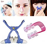 Useful Nose Up Shaping Shaper Lifting+Bridge Straightening Beauty Clip by redcolourful  Specification:  1. Feature -- Lift and shape your nose without the need for expensive plastic surgery 2. Instructions -- With high quality ABS resin ,comfortable ...