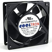 230V AC Cooling Fan. 120mm x 38mm HS