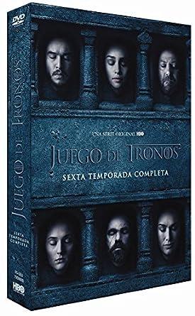 Juego De Tronos Temporada 6 Premium [DVD]: Amazon.es: Lena Headey ...