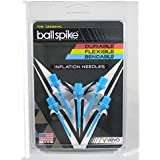 Vevo Sports BALLSPIKE Inflation needles by Ball Spike - 5 Pack Blue