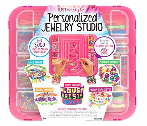 Personalized Jewelry Essentials Beading Station