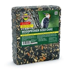 Audubon Park 11201 Premium Woodpecker Seed Cake, 1.62 Pound Cake