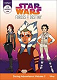 Star Wars Forces of Destiny Daring Adventures: Volume 2: (Jyn, Ahsoka, Leia)