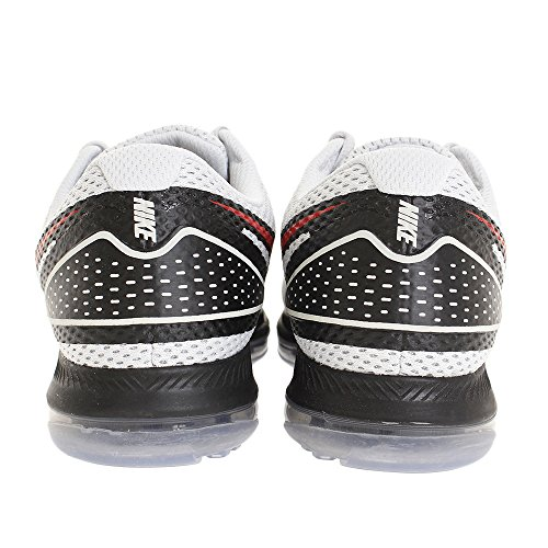 all Pure Running out NIKE Univer Zoom Uomo Low 006 Scarpe 2 Multicolore Platinum aHqFO5cR