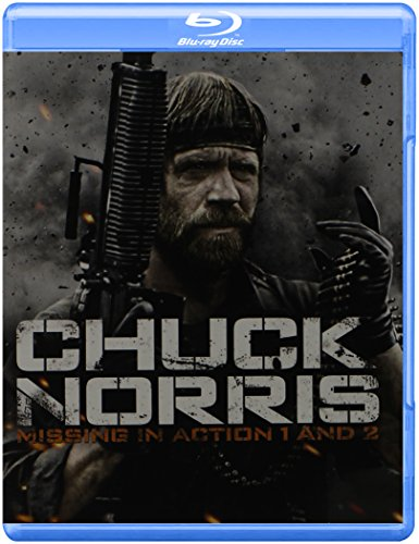 Blu-ray : Chuck Norris: Missing in Action 1 and 2 (Widescreen)