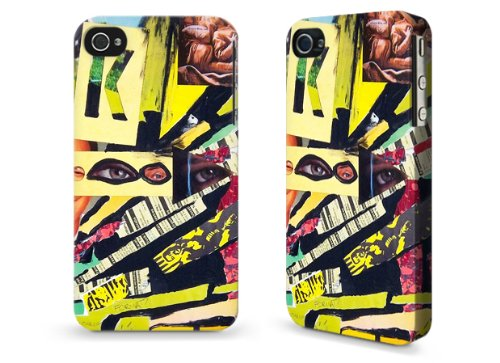 "Hülle / Case / Cover für iPhone 4 und 4s - ""Tibor Tribute"" by Kaitlyn Parker"