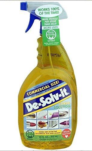 Orange-sol 10497 De-solv-it Remover 32 oz