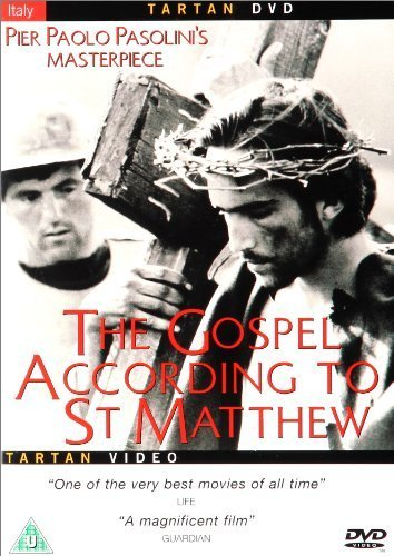 The Gospel According to St. Matthew by Enrique Irazoqui B01GUPBHDM
