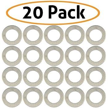 Amazon Com 20 Pack Of Motorcycle Drain Plug Sealing
