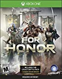 For Honor - Xbox One ~ UBI Soft Cover Art