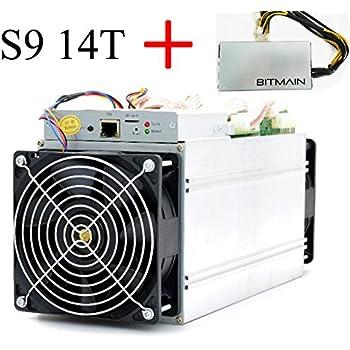 Amazon com: AntMiner V9~4TH/s @ 0 253W/GH Bitcoin/Bitcoin Cash ASIC
