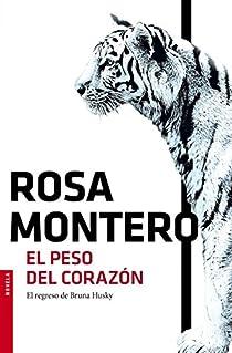 El peso del corazón par Rosa Montero
