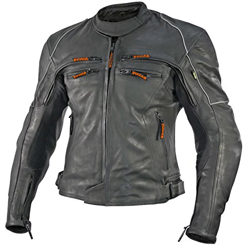 Kevlar Leather Jacket - 3