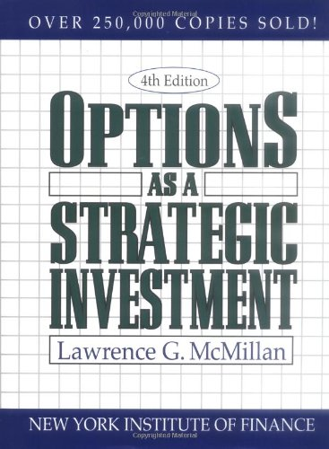 Options as a Strategic Investment by Brand: Prentice Hall Press