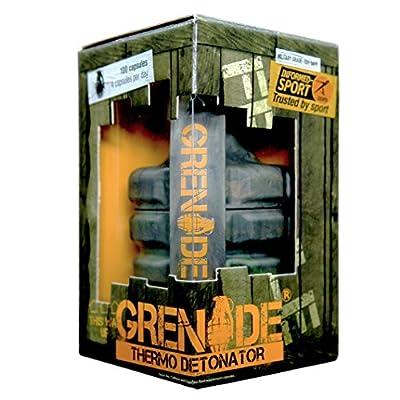 Grenade Fat Burner 100 caps (Informed Sports version)