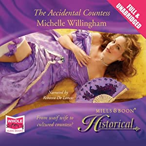 The Accidental Countess Audiobook