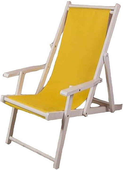 MOLLYNANA tumbonas Plegables Silla de Playa al Aire Libre Silla ...