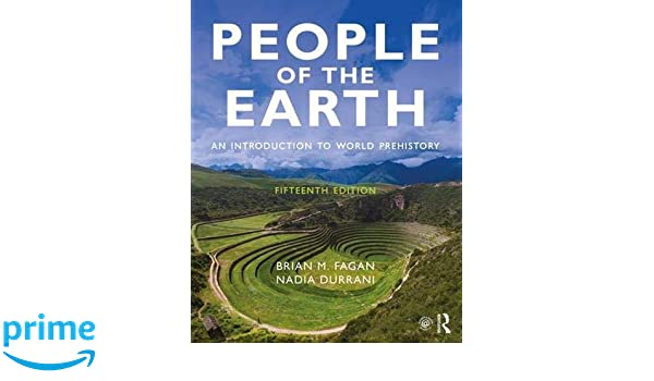 Amazon com: People of the Earth: An Introduction to World