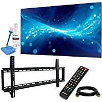Samsung UH46F5 46 Screen LED-Lit Commercial Monitor with Pro Wall Mount Kit, 6ft HDMI Cable, and Cleaning Kit